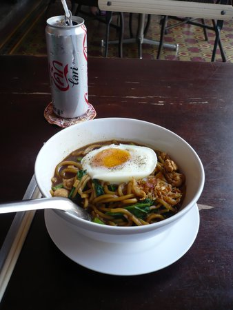 Kopitiam by Wilai: excellent..don't remember name..