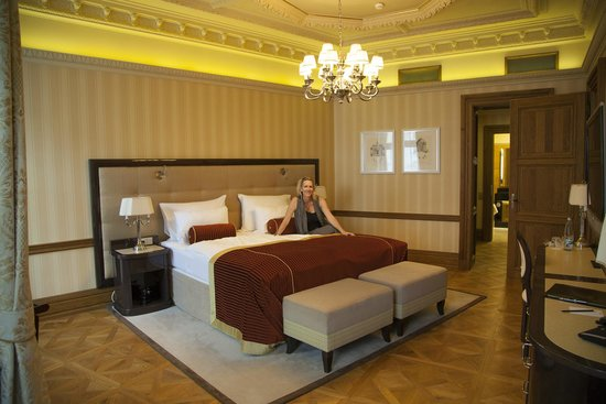 Quisisana Palace: Spacious and comfortable room