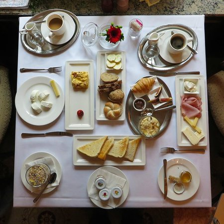 Quisisana Palace: Amazing breakfast