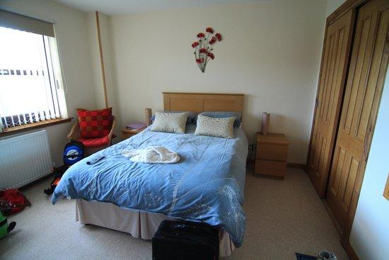 Caorunn House: Unser Zimmer