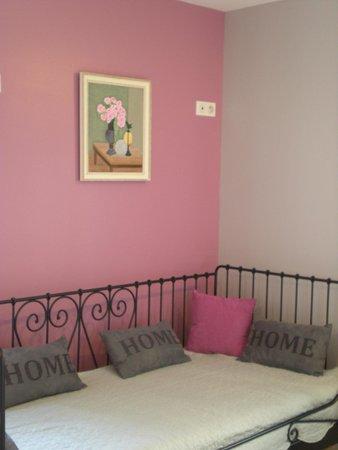la hcanderie bois de rose - Chambre Bois De Rose