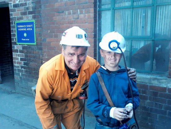 National Coal Mining Museum for England: our little miner