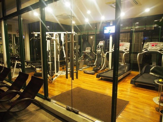 The Majestic Malacca : Hotel Gym