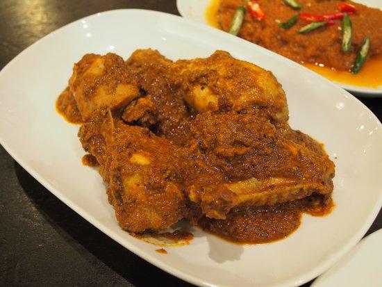 The Majestic Malacca: Nyonya Rendang Chicken