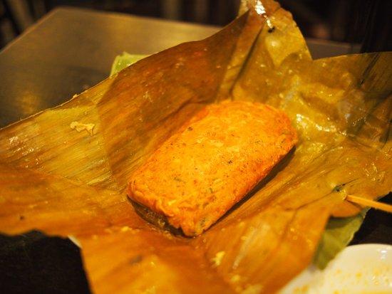 The Majestic Malacca: Fish Otah