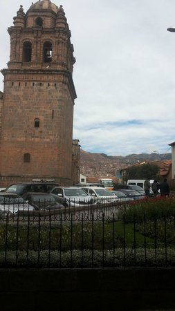 Palacio del Inka, A Luxury Collection Hotel, Cusco: view from room