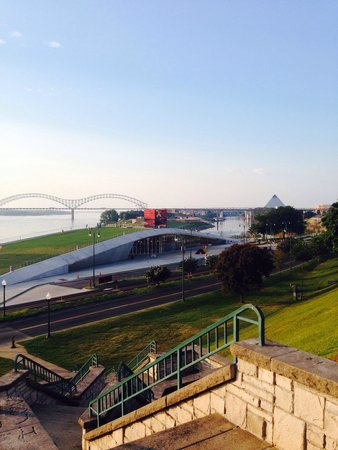 Tom Lee Park : Beale Street Landing