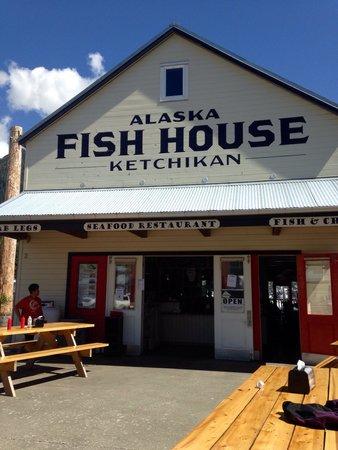 Alaska Fish House: Alaskan fish house