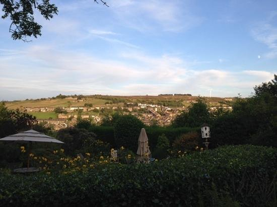 Ashmount Country House: view from the gardens