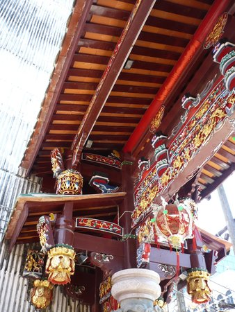 Old Phuket Town : temples