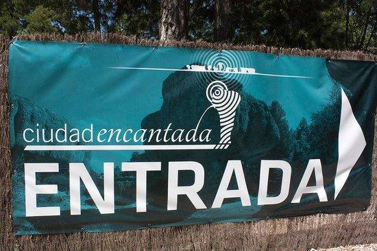 Ciudad Encantada: 01