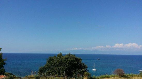 Villaggio Torre Sant'Irene: Vista dall'appartamento