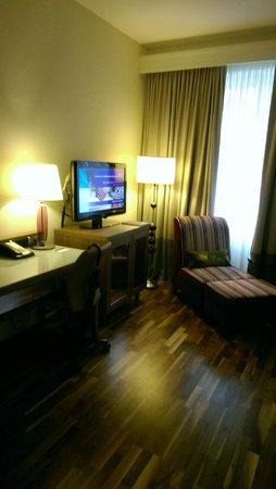 Renaissance Malmo Hotel: 33 kvm luksus