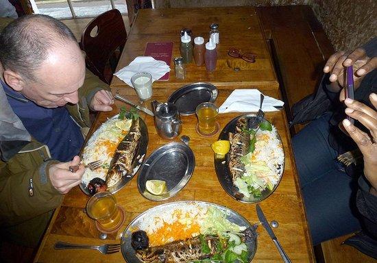 Patogh Restaurant: Photo time