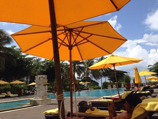 Angsana Bintan: Pool Anlage