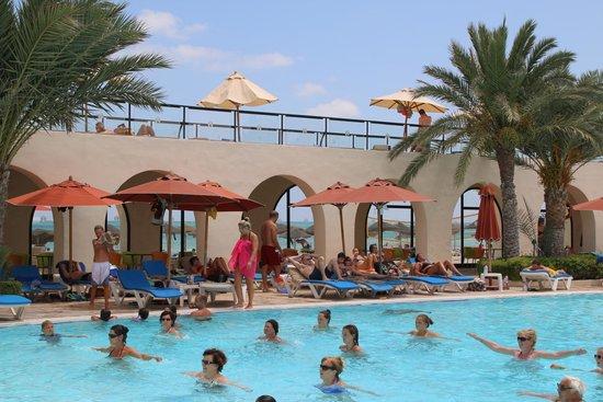 SENTIDO Djerba Beach : Aquagym