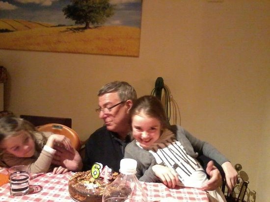 Andes Hotel - Wellness & Spa: Paolo e le nipoti Alice e Anna