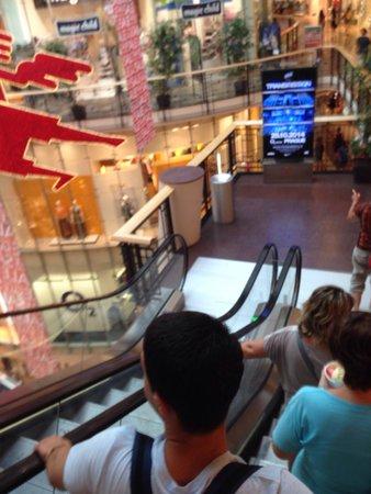PALLADIUM Shopping Center Prague: ������
