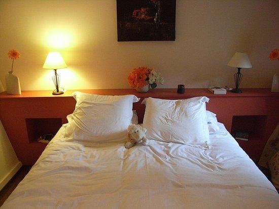 La Haute Grange : Bedroom