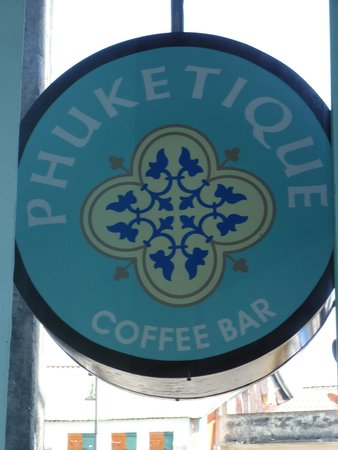 Phuketique Coffee Bar