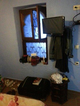 Dar Lbakal : Chambre