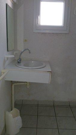 Residence Les Maisons du Lac: Salle de bains RDC