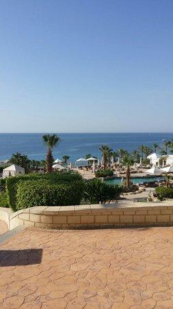 Hyatt Regency Sharm El Sheikh Resort : Sea view