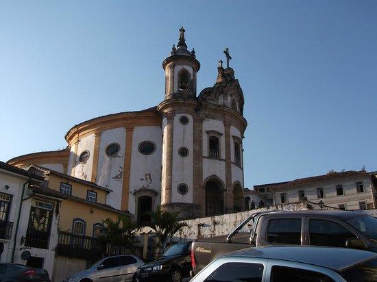 Our Lady of Rosario dos Pretos church : Igreja do Rosário