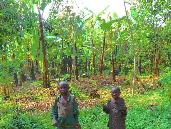République démocratique du Congo : Villagers