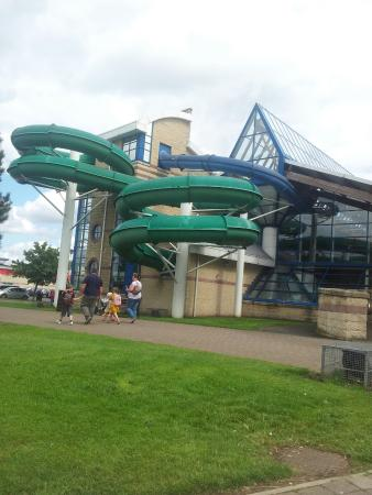 Lagan Valley Leisureplex Lisburn Pool