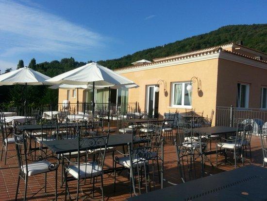 Villa di Carlo Spa&Resort : hotel