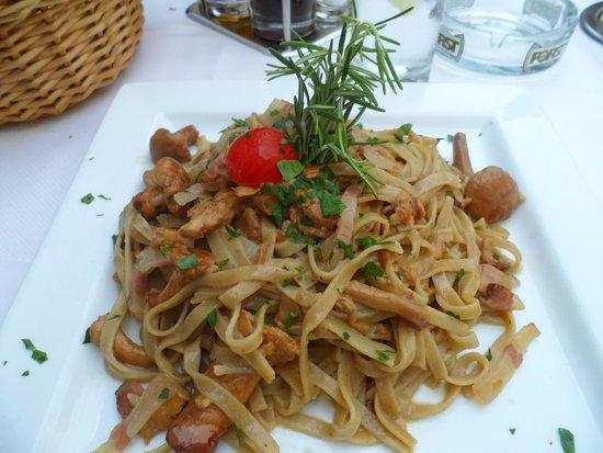 Rosmarin: pasta grano saraceno
