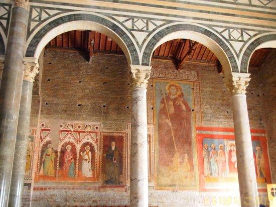 Basilica San Miniato al Monte: 壁画