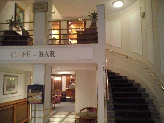 Grand Hotel Bohemia: interno