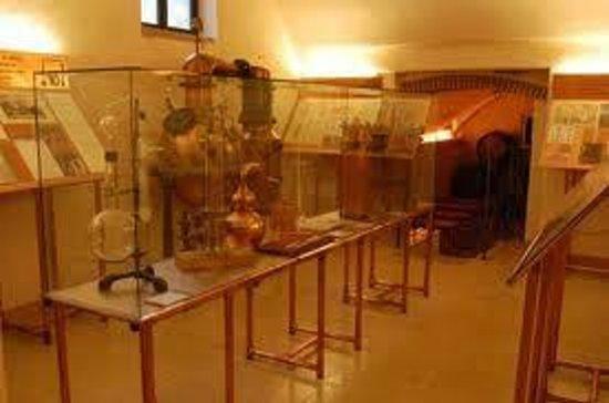 Poli Museo della Grappa: Sala della Storia della Grappa