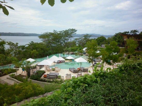 Andaz Peninsula Papagayo Resort : Piscina