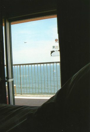 Grand Hotel & Spa: View from my bed!