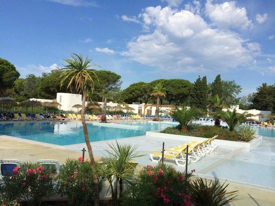 Belambra Clubs - Presqu'ile du Ponant: piscine