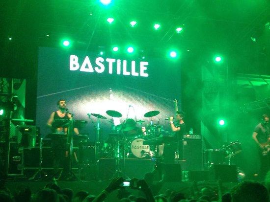 Ibiza Rocks Hotel: Bastille
