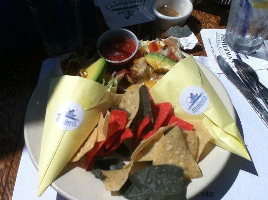 Fisherman's Restaurant and Bar: Fish Tacos