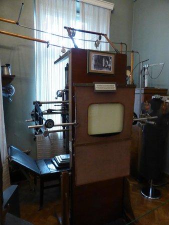 Pauls Stradins Medicine History Museum: x ray machine