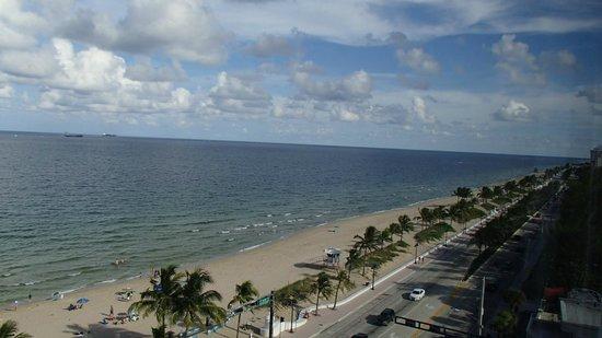Sonesta Fort Lauderdale Beach: view rm  1003