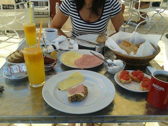 Irinoula Dreams: colazione all'Irinoula