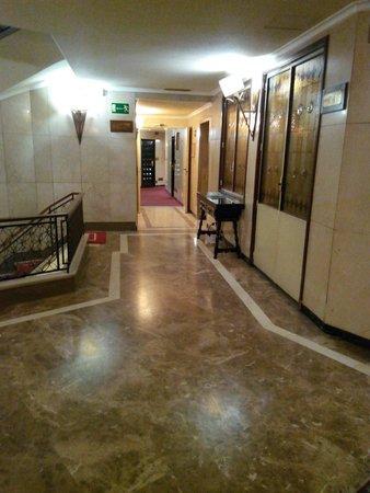 Hotel Mayorazgo : Aout 20014