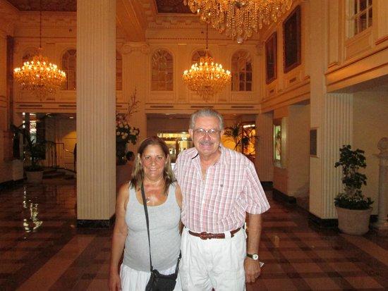 Hotel Monteleone : Hotel Monteleon Lobby