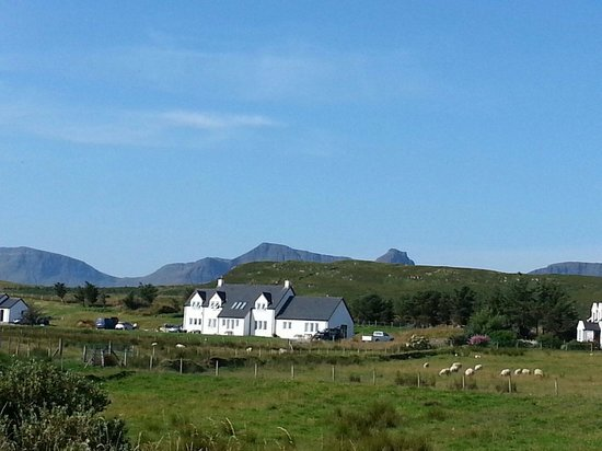 Beinn Edra House Bed & Breakfast: B & B