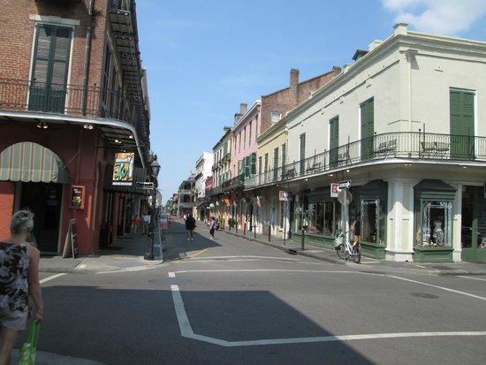 Hotel Monteleone: French Quarters Bourbon Street