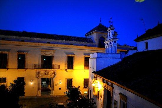 Hospes Las Casas del Rey de Baeza Sevilla: Vista de la habitacion