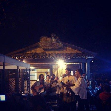 Hostaria Tana del Grillo: I menestrelli...senza re