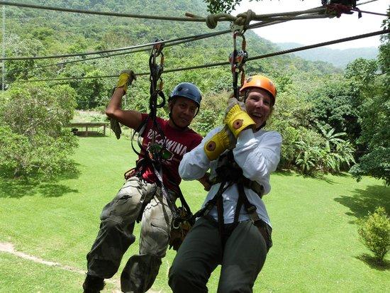 Bocawina Adventures & EcoTours Ltd.: What a view!